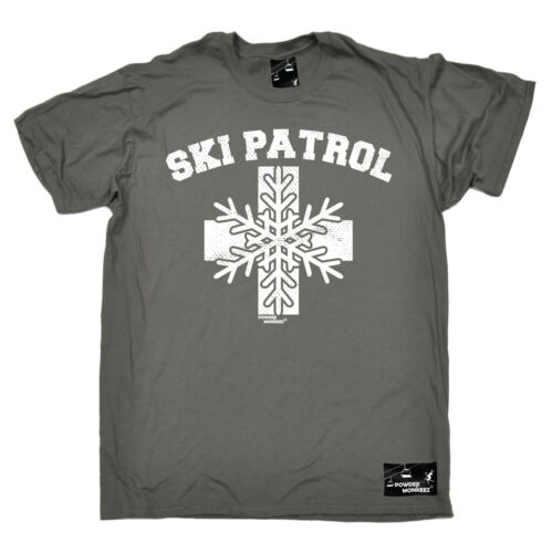 Ski Patrol T-SHIRT Snowboard Skiing Snowboarding Ski Gear Tee Birthday Gift