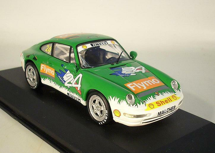 ahorra 50% -75% de descuento Minichamps 1 1 1 43 Porsche 911 súpercup 1994 j.p. malcher OVP  6940  hermoso
