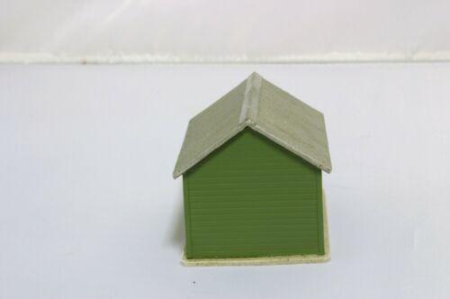 MMB OO gauge resin cast garage//workshop