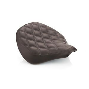 Triumph Motorcycles A9700429 Bonneville Bobber Brown Quilted Seat Ebay