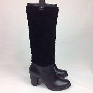 ugg tall heel boots