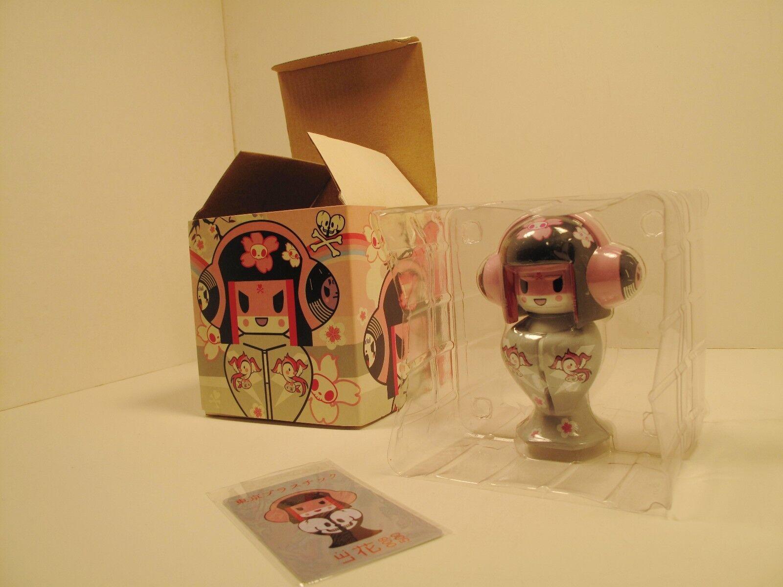 Geisha par Tokidoki X TokyoPlastic Toy Tokyo