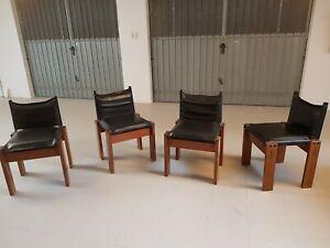 4-chairs-Tobia-Scarpa-1970