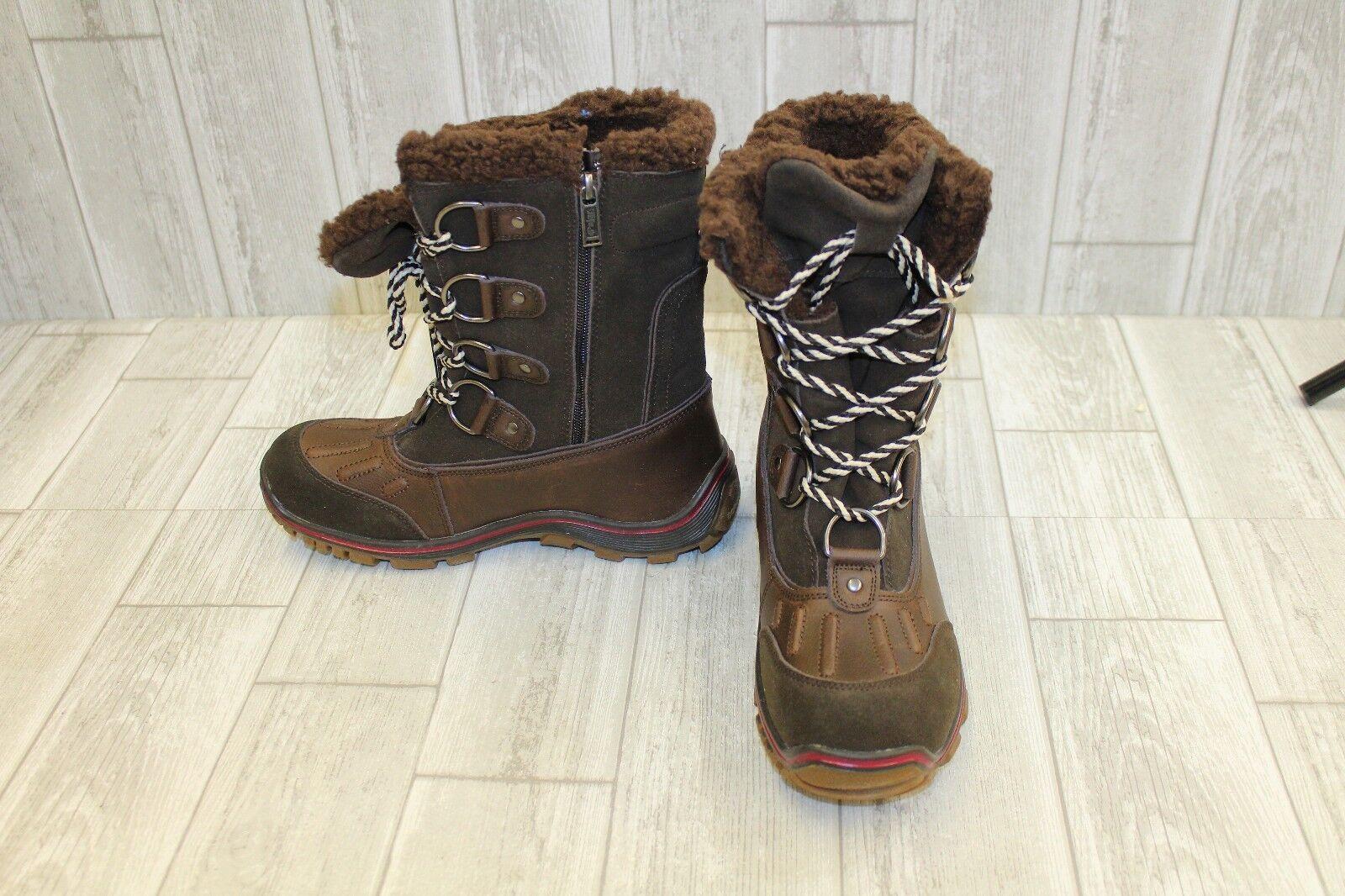 PAJAR Alina Snow Boot - Women's Size 9 Brown