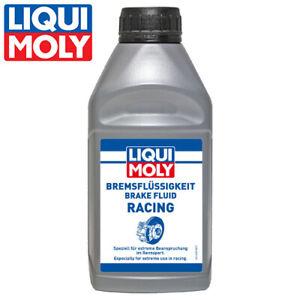 Liqui Moly Bremsflüssigkeit Racing, 500ml Flasche brake fluid bremsen 21172