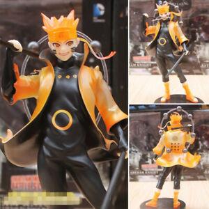 Naruto Shippuden G.E.M. Statue Uzumaki Naruto Six Paths Sage Figure  New No Box