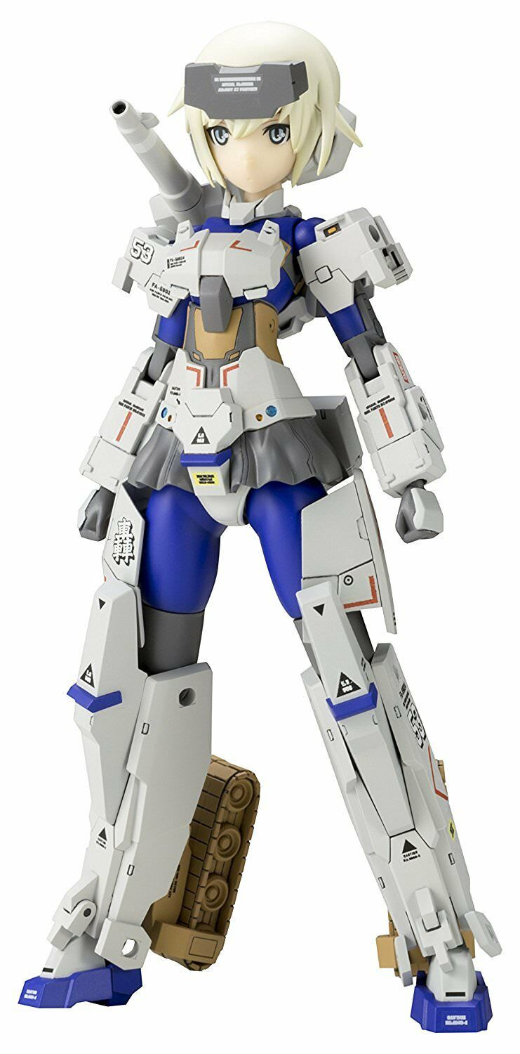 Kotobukiya Frame Arms Girl GORAI by JUN WATANABE Model Kit chara-ani