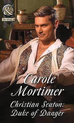 """""""AS NEW"""" Christian Seaton: Duke Of Danger (Dangerous Dukes, Book 6) (Historical)"""