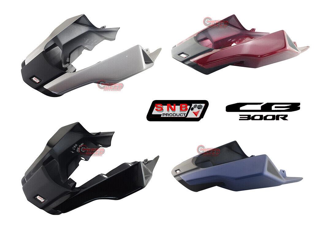 2x2 Twill Weave Mingting Carbon Fiber Rear Seat Fairing Cover Cowl for 2014-2016 Honda CBR300RR