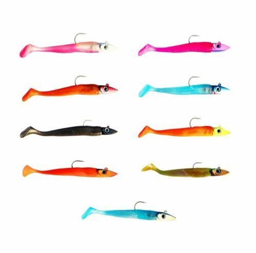 Dieter Eisele flexxxi with twitcherkopf 35g to 75g meeresshad Shad Rubber Fish