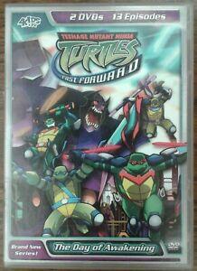 Teenage-Mutant-Ninja-Turtles-Fast-Forward-The-Day-of-Awakening-DVD-2007-2-disc