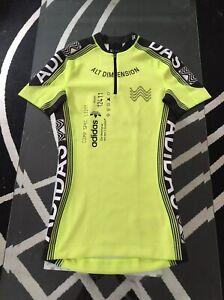 ALEXANDER WANG X ADIDAS AW Cycle Jersey Solar Yellow Originals ...