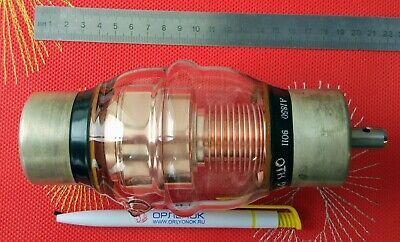KP1-4 5-100pF 25 kV NOS Military high-voltage vacuum variable capacitor kp1-4
