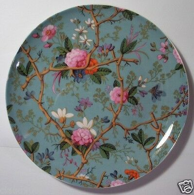 "MAXWELL & WILLIAMS WILLIAM KILBURN-VICTORIAN GARDEN PLATE""  20CM GB WK05520 MIB"