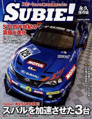 [BOOK] SUBIE! Subaru Impreza BRZ Legacy 360 STI WRX 22B RS RA tS EJ20 Super GT