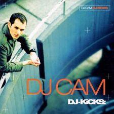 DJ KICKS DJ CAM   TEK 9  MINUS 8 RAGGA TWIN RASCO  TOMMY HOOLS SCI FI SELECT k7!