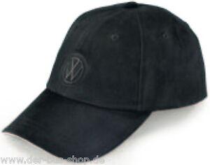 VW-Cap-Muetze-VW-Logo-Schwarz-original-VW-NEU