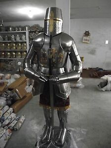 full body armour suit medieval knight suit of armor 15th century