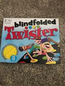 Blindfolded-Twister-Game
