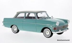 Opel-Rekord-P2-1961-hellgruen-hellgrau-1-18-BOS