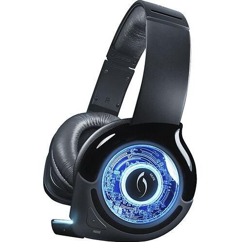 PDP Afterglow Universal Prismatic Black Headband Headsets for Multi-Platform