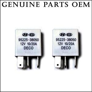 Genuine Hyundai 95225-29050 Power Relay Assembly