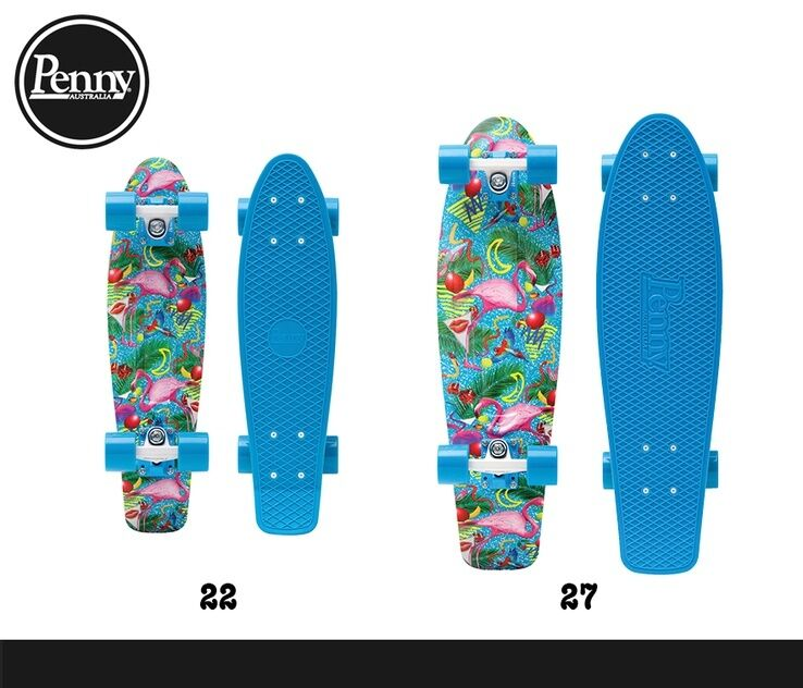 22'' Special Edition Penny Board  Miami