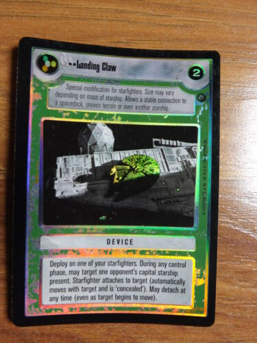 Reflections II Star Wars CCG FOIL Landing Claw