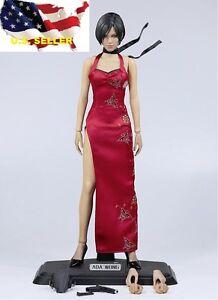 1-6-Ada-Wong-Resident-Evil-6-full-set-w-body-very-hot-toys-USA-IN-STOCK