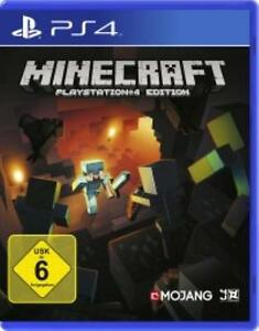 PlayStation 4 Minecraft Sony PlayStation4 Edition Deutsch OVP NEU
