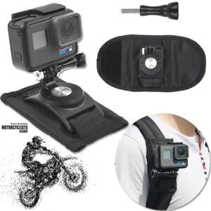 Riding-Backpack-Mount-Bracket-Holder-For-GoPro-Hero-4-5-6-Accessory-Camera