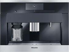 Miele CVA 6805 Edelstahl 10 Tassen Kaffeevollautomat