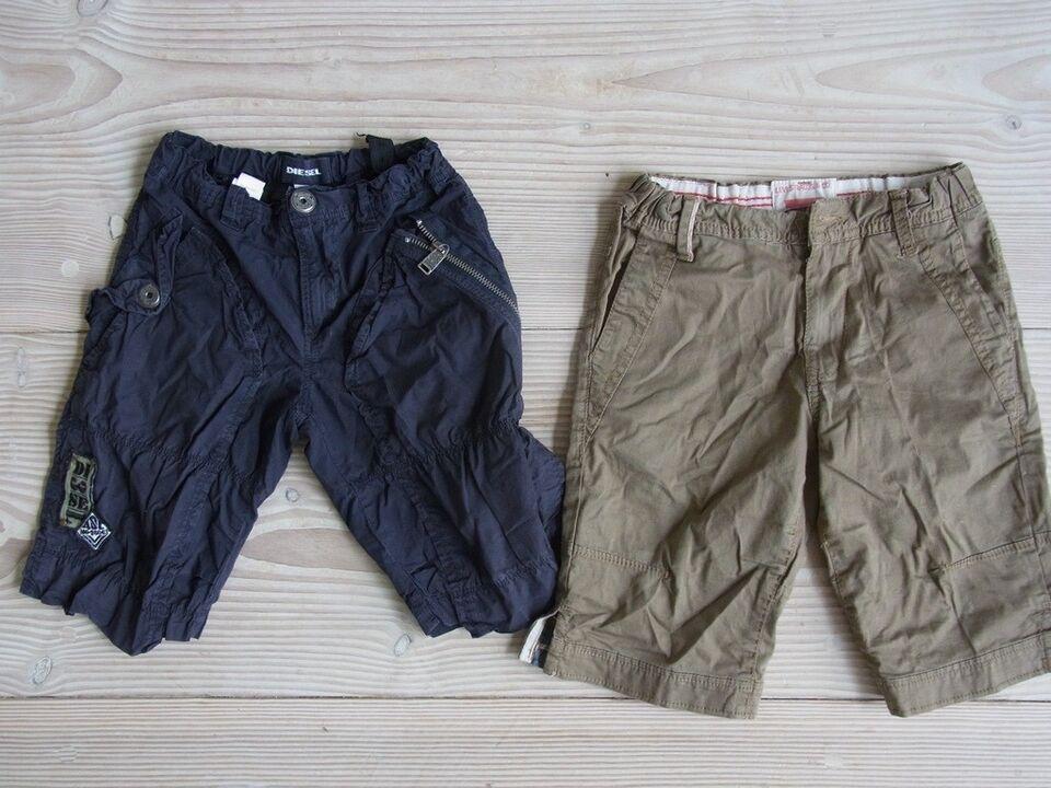 Shorts, 2 par shorts, Levis Diesel