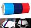 Stickers-deco-BMW-M-MOTORSPORT-bande-autocollant-3-couleurs-100cm-x-15cm-VYNIL miniatura 2