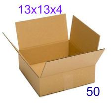 45 4x4x48 Cardboard Packing Mailing Tall Long Shipping Corrugated Box Cartons