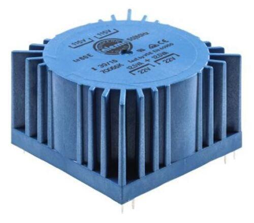 25VA 2 x 22V ac 2 Output Toroidal Transformer