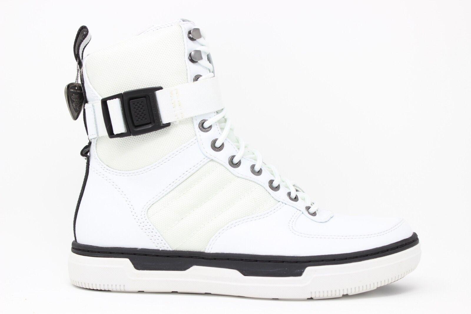 Skechers Men's Mark Nason SERGEANT 68594 WHT White Brand New In Box