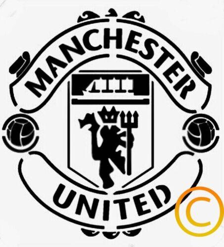 Man Utd Stencil