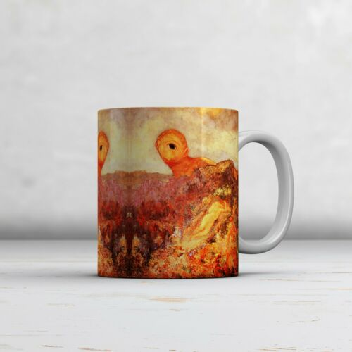 Odilon Redon: The Cyclops. Fine Mug /Cup. Ideal Gift