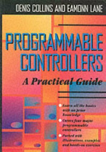 Programmable Controllers by Lane, Eamonn J. Paperback Book The Fast Free