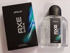 AXE-LYNX-APOLLO-VITALISING-AFTERSHAVE-LOTION-100ml-BRAND-NEW-amp-BOXED