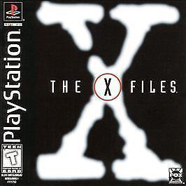 X-Files (Sony PlayStation 1, 1999)
