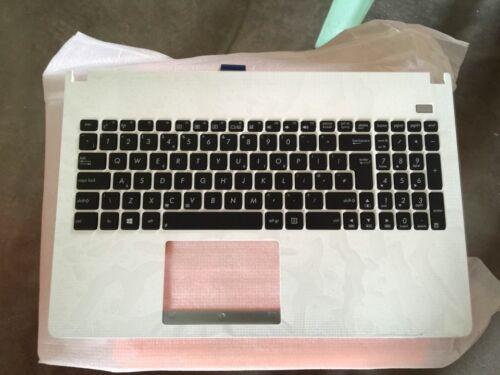 New  UK version Keyboard ASUS X501 X501A X501U X501EI X501X X501XE White C shell