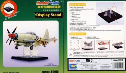 Trumpeter Display Stand Ständer für Flugzeuge 1:32//35//72//87//144 NEU tipp for kit