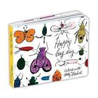 Andy Warhol Happy Bug Day by Galison Books (Board book, 2016)