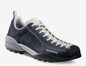 Detaillierung Geschicktes Design Luxusmode Details zu Herrenschuhe Lifestyle SCARPA Schuhe MOJITO Eisen Gray