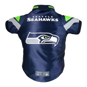 Seattle-Seahawks-NFL-Little-Earth-Production-Dog-Pet-Premium-Jersey-BIG-DOG