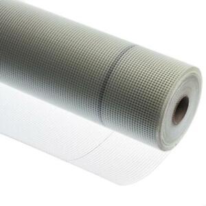 50m-Armierungsgewebe-135g-Weis-Putzgewebe-Glasfasergewebe-Putz-Armierung-Gewebe