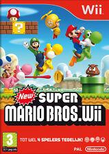 New Super Mario Bros Wii Nintendo jeu jeux game games spelletjes spellen 1504