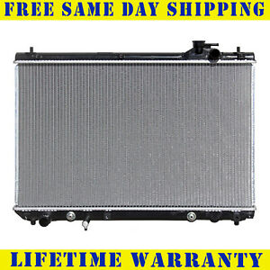 100/% All Brand New Leak Tested Radiator For 1999-2003 Nissan Maxima